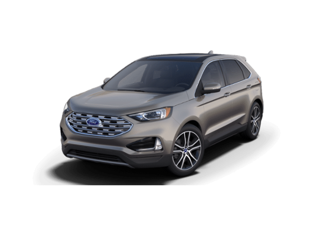New  2019 Ford Edge Titanium Titanium AWD in Waynesboro VA